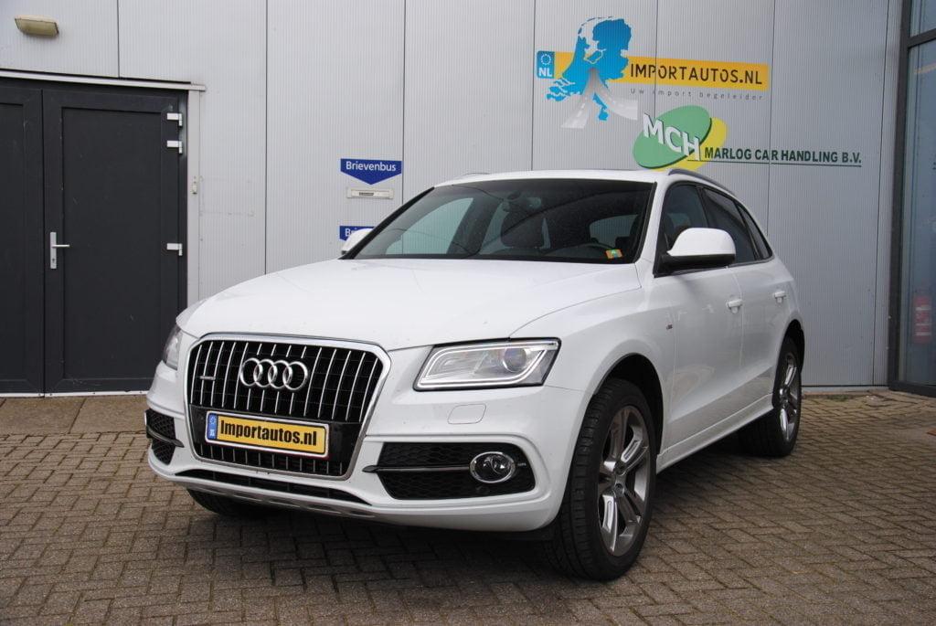Audi importeren