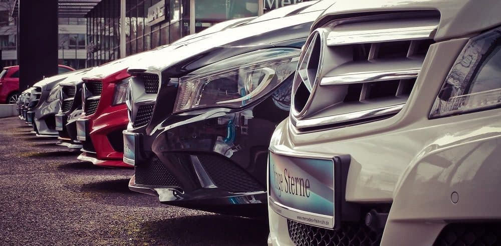 Mercedes import