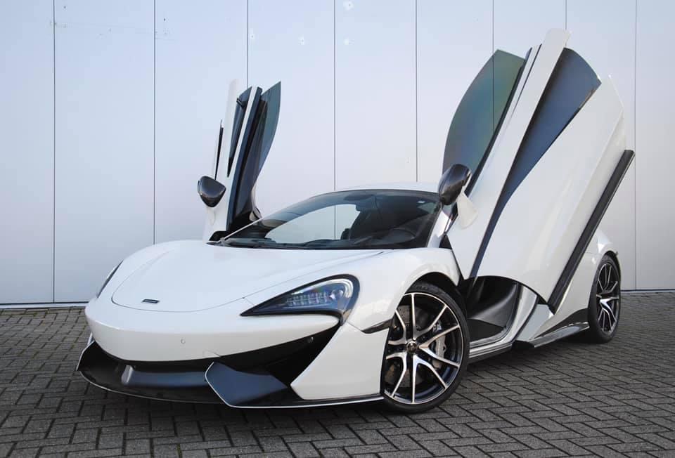 McLaren 570S Importautos