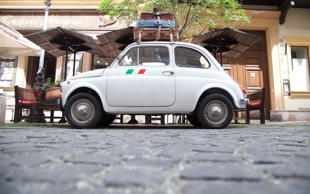 Auto importeren Italië