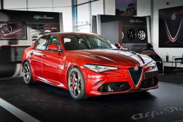 Alfa Romeo importeren